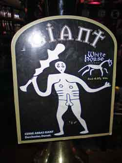Cerne Abbas Giant Beer