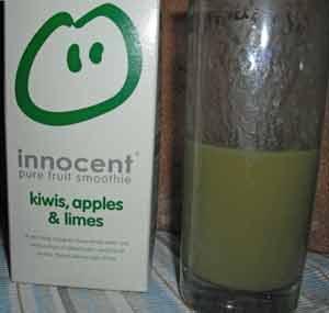 Innocent Kiwi Smoothie