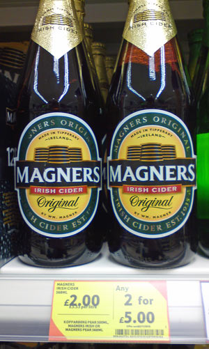 Special Magners Offer