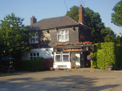 The Bull, Stoke Mandeville