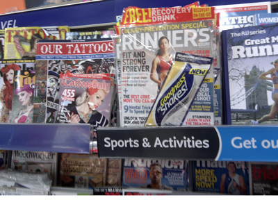 Lifestyle Magazines in Smiths