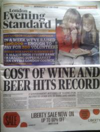 Evening Standard 'News'